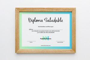 Diploma Saludable - Nutricioneo